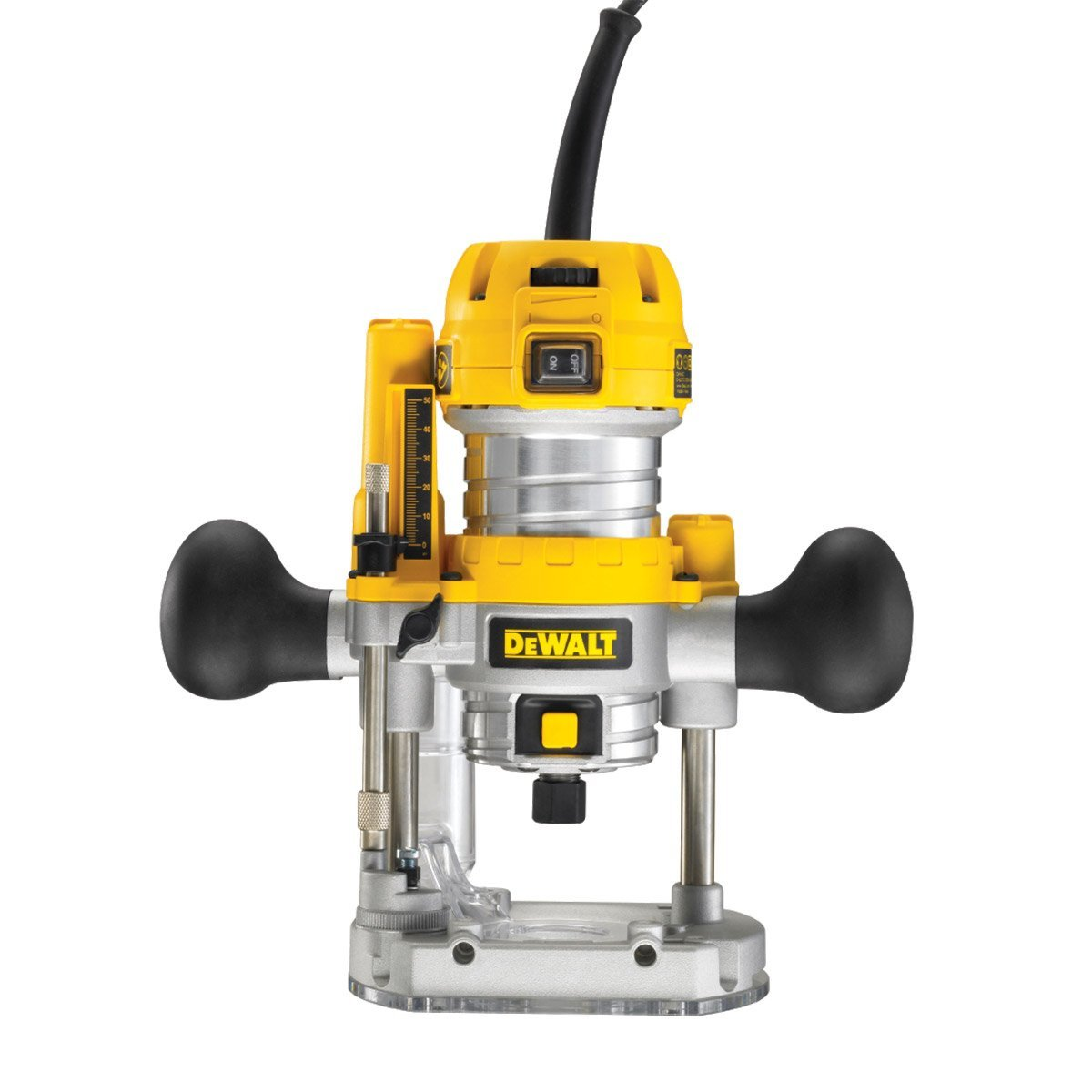 DEWALT D26203 1/4IN / 8MM PLUNGE ROUTER 110V