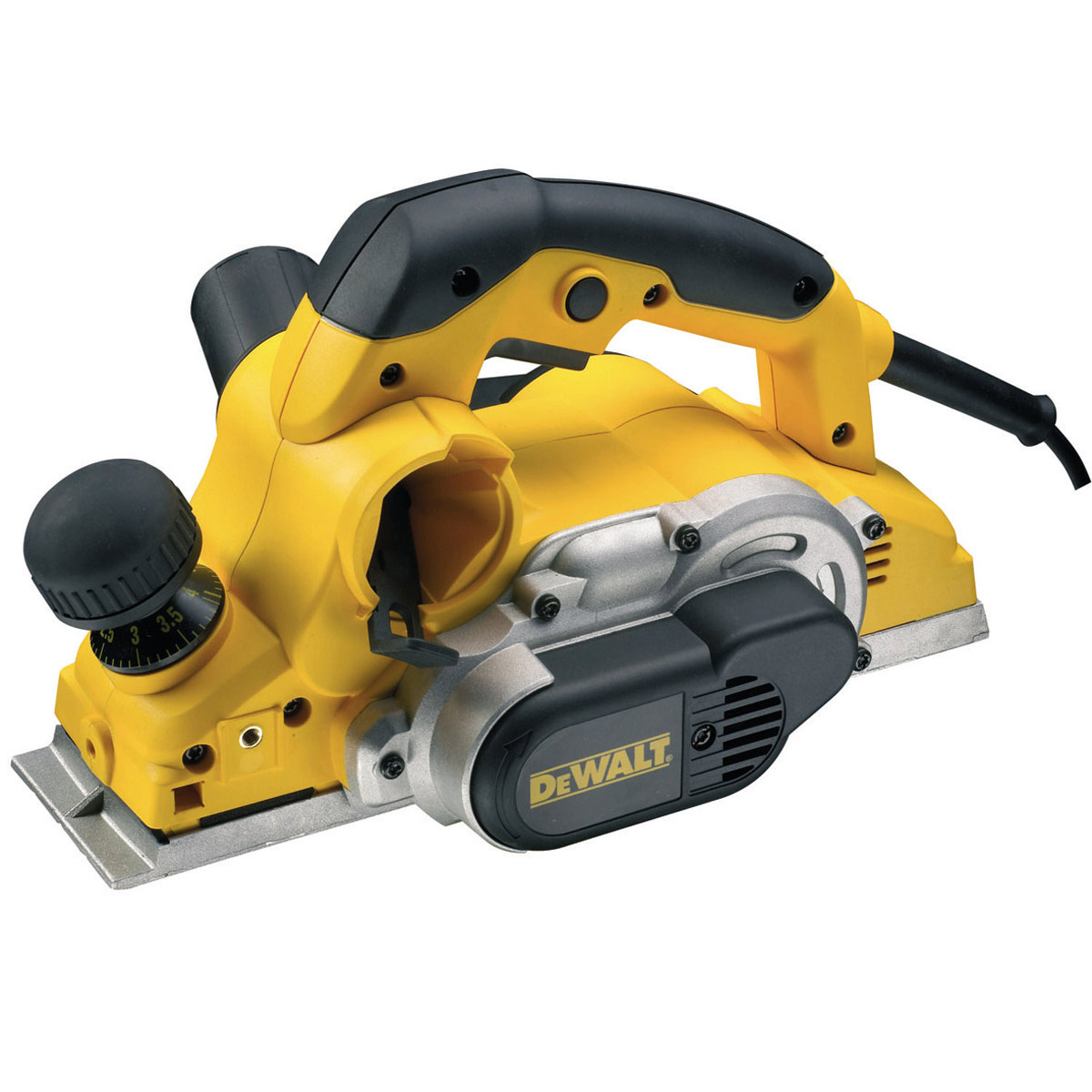DEWALT D26500K 4MM PLANER 1050W 240V (KIT BOX VERSION)