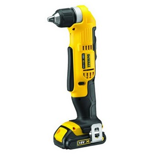 DEWALT DCD740C1 18V ANGLE DRILL WITH 1 x 1.5AH LITHIUM-ION XR BATTERY