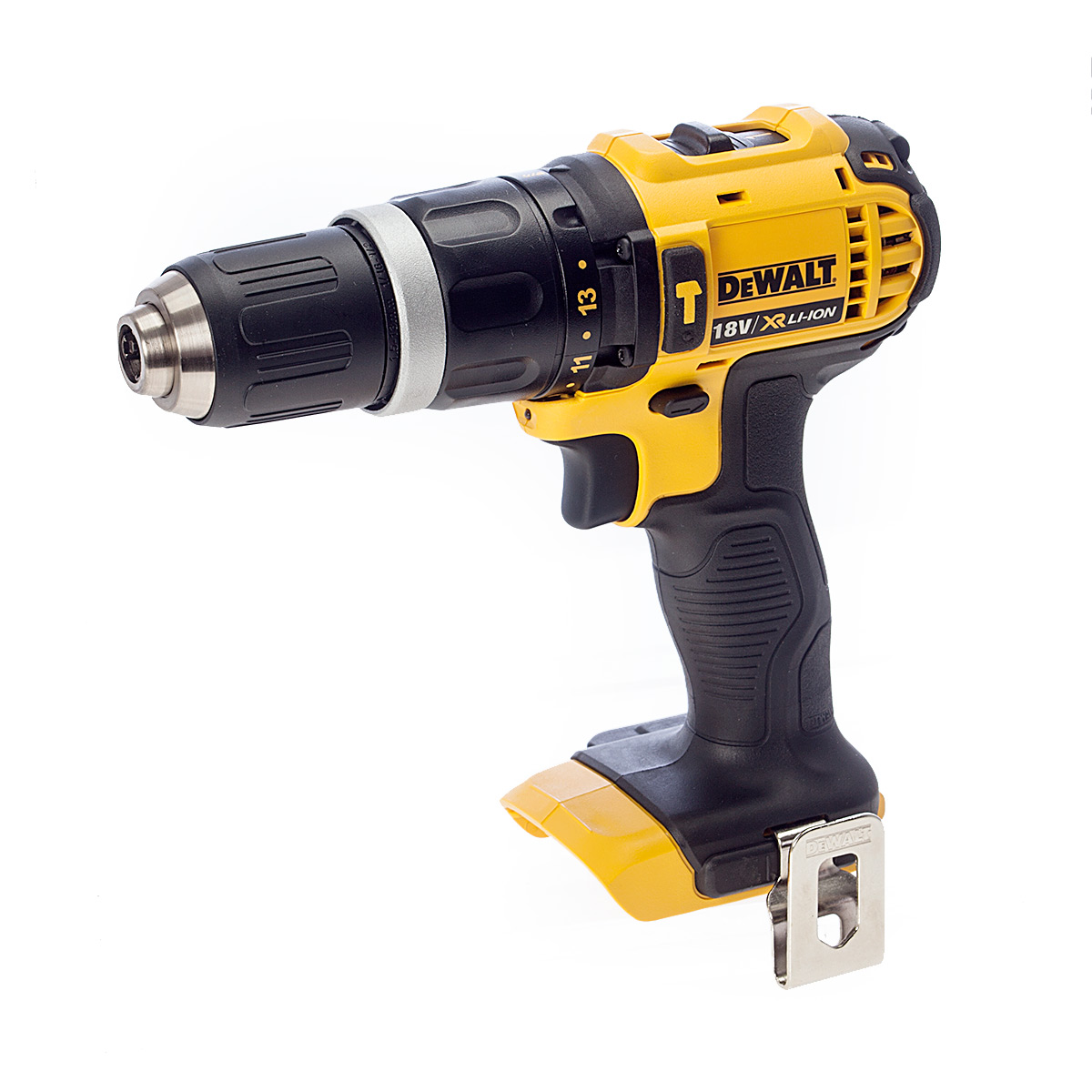 DEWALT DCD785N 18V XR 2 SPEED COMBI HAMMER DRILL (BODY ONLY)