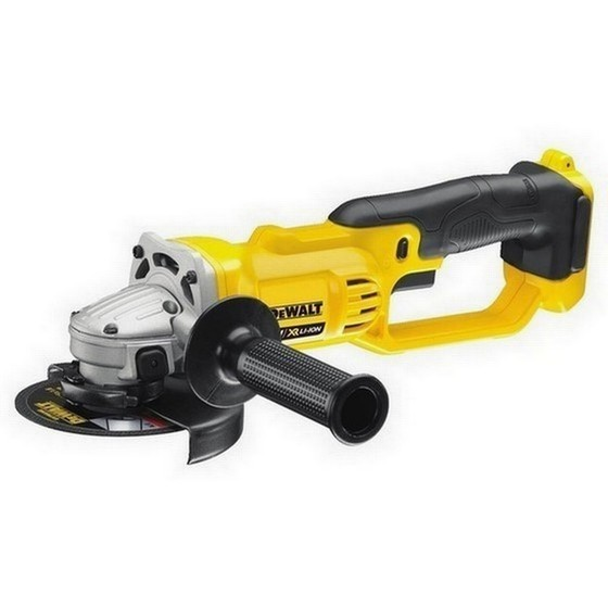 DEWALT DCG412N 18 VOLT XR LITHIUM ION 125MM GRINDER (BODY ONLY)