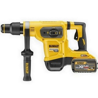 DEWALT DCH481X2 54V XR FLEXVOLT SDS MAX BREAKER WITH 2X 9.0AH LI-ION BATTERIES