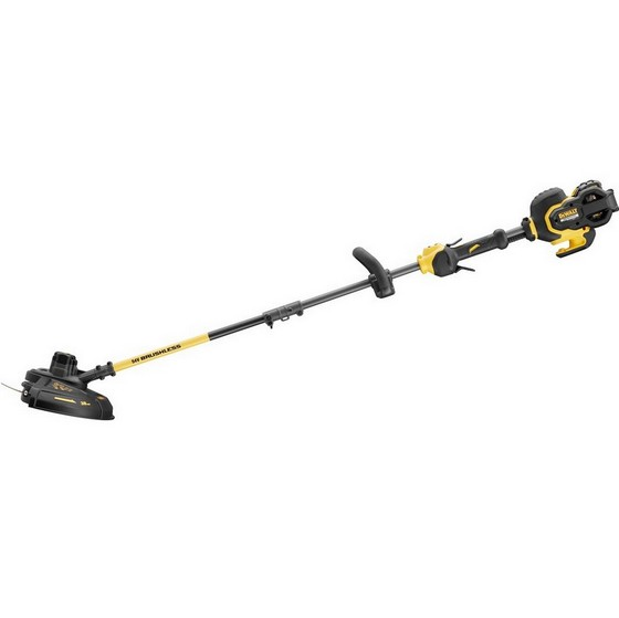 DEWALT DCM5713X1-GB 54V XR FLEXVOLT STRING TRIMMER (SPLIT SHAFT) WITH 1 X 9.0AH BATTERY