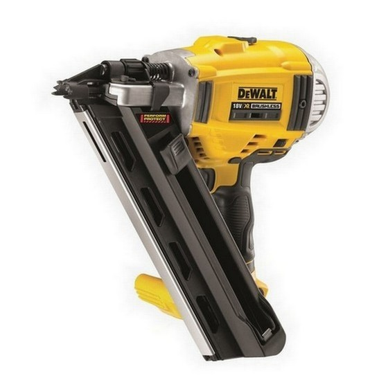 DEWALT DCN692N 18V BRUSHLESS 1ST FIX NAILER (BODY ONLY)