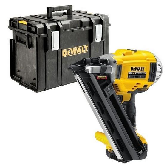 Dewalt Dcn692p2 18v 1st Fix Nailer With 2x 5.0ah Li-ion Batteries ...