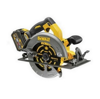 DEWALT DCS575T2 54V XR FLEXVOLT 190MM CIRCULAR SAW WITH 2X 6.0AH LI-ION BATTERIES