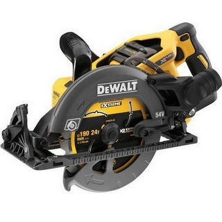 DEWALT DCS577T2 54V FLEXVOLT BRUSHLESS HIGH TORQUE CIRCULAR SAW WITH 2X 6.0AH LI-ION BATTERIES