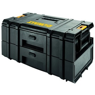 DEWALT DS250 TOUGHSYSTEM 2 DRAWER UNIT