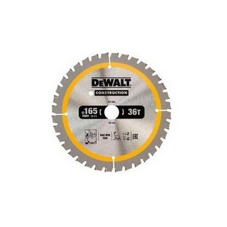DEWALT DT1950-QZ CONSTRUCTION CIRCULAR SAW BLADE 36T X 20 X 165 MM