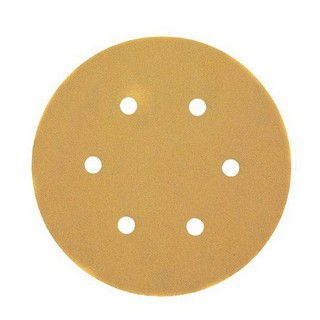 DEWALT DT3123-QZ 150MM ORBITAL SANDING DISC 80 GRIT (PACK OF 10)