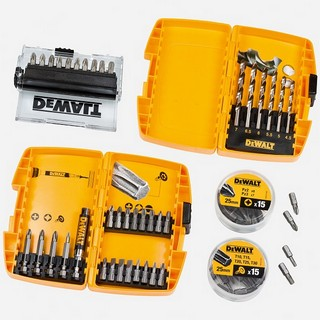 DEWALT DT71515-QZ 67 PIECE DRILLING & SCREWDRIVING SET