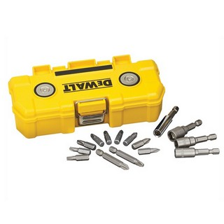 DEWALT DT7918-QZ 15 PIECE DRILL BITS SET IN MAGBOX