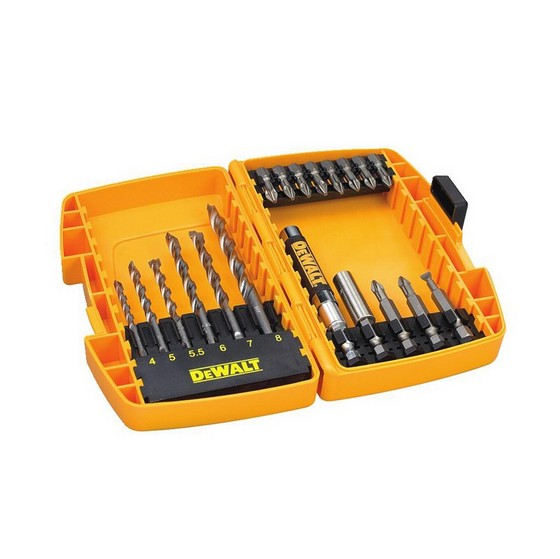 dewalt screwdriver bits bit sets power tools accessories. Black Bedroom Furniture Sets. Home Design Ideas
