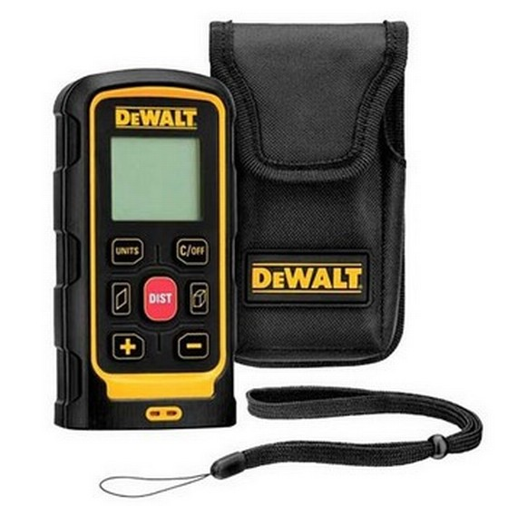 DEWALT DW040P LASER DISTANCE MEASURER 40MT