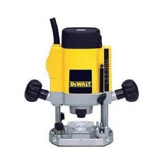 DEWALT DW615 1/4IN VARIABLE SPEED ROUTER 240V