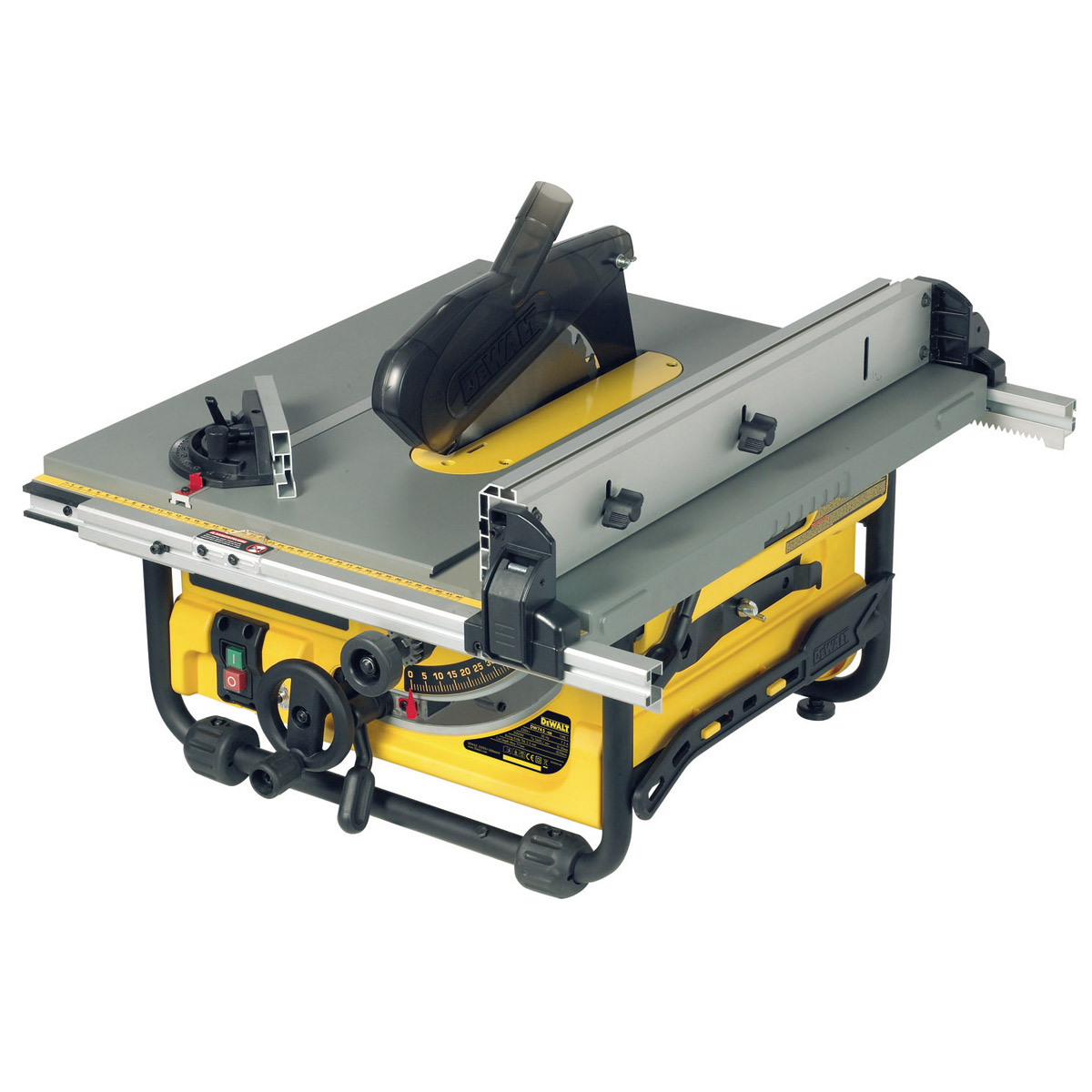 DEWALT DW745 250MM TABLE SAW 240V