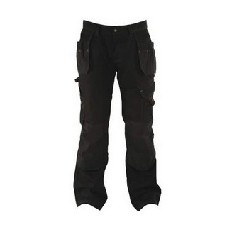 DEWALT DWC17/001 LOW RISE TROUSER 31 INCH LEG BLACK