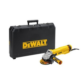 DEWALT DWE4206K-GB 115MM ANGLE GRINDER KIT 240V