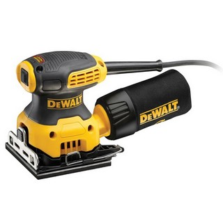 DEWALT DWE6411 1/4 SHEET PALM SANDER 240V