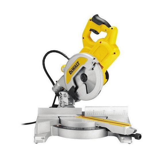 DEWALT DWS777 216MM XPS MITRE SAW 110V