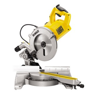 DEWALT DWS778 250MM SLIDING MITRE SAW 240V