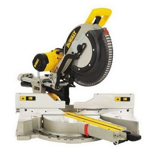 DEWALT DWS780 305MM COMPOUND SLIDE MITRE SAW WITH XPS 240V