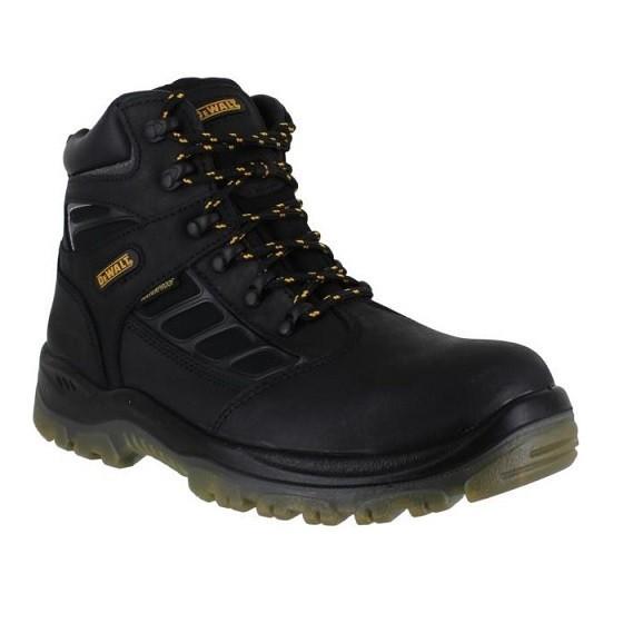 Dewalt Hudson Safety Boots Black (size