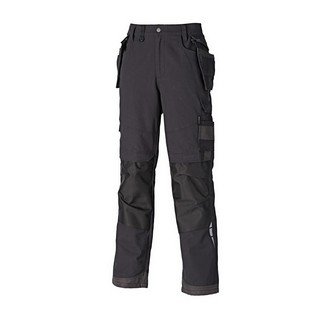 DICKIES EH34000 EISENHOWER PREMIUM TROUSERS BLACK (29 INCH LEG)