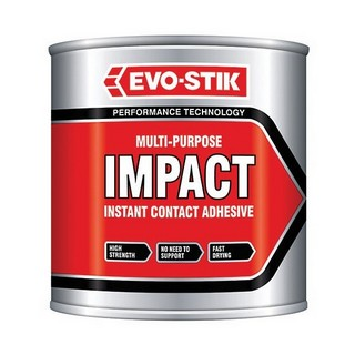 EVO-STIK 30812365 IMPACT CONTACTS ADHESIVES 250ML