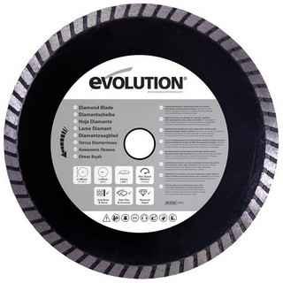 EVOLUTION DIAMOND BLADE 185MM