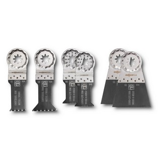 FEIN 35222942050 STARLOCK BEST OF E-CUT 6 PIECE SET