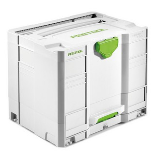 FESTOOL 200118 SYS-COMBI3 SYSTAINER 3 WITH DRAWER