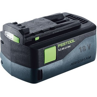 FESTOOL 200181 BP18LI 5,2 AS 18V 5.2AH AIRSTREAM LI-ION BATTERY