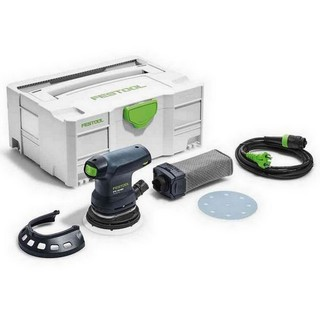 FESTOOL 201233 ETS125 REQ-PLUS-GB ECCENTRIC SANDER 240V SUPPLIED IN T-LOC CASE