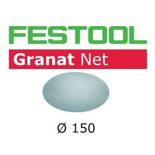 FESTOOL 203306 GRANAT SANDING SHEETS 150MM 150 GRIT (PACK OF 50)