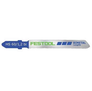FESTOOL 486556 BI-METAL BLADE FOR METAL 60MM
