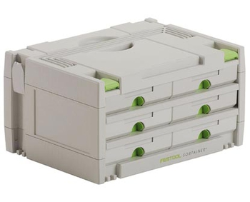 FESTOOL 491984 SORTAINER 6 DRAWER
