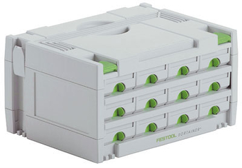 FESTOOL 491986 SORTAINER 12 DRAWER