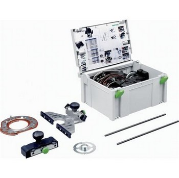 FESTOOL 495248 ZS-OF OF2200 ROUTER M ACCESSORIES IN ORIGINAL SYSTAINER CASE