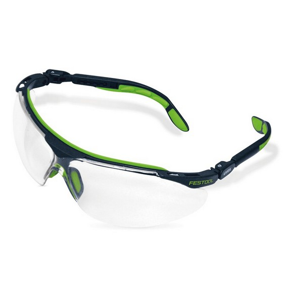 FESTOOL 500119 SAFETY GOGGLES BLUE/GREEN