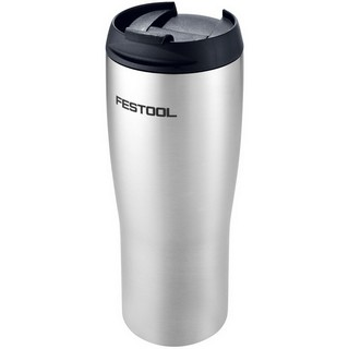 FESTOOL 500326 THERMO TRAVEL CUP STAINLESS STEEL