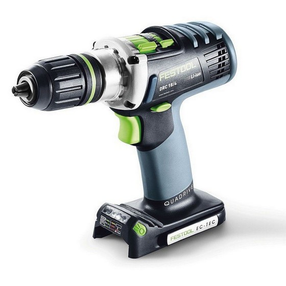 FESTOOL 500782 18V DRC QUAD DRIVE (BODY ONLY)