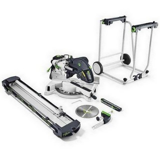 FESTOOL 561418 KS120-UG-SET-GB KAPEX SLIDE COMPOUND MITRE SAW 110V