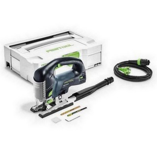 FESTOOL 561605 PSB 420 EBQ GB D HANDLE CARVEX JIGSAW 240V SUPPLIED IN T-LOC CASE