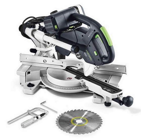 FESTOOL 561685 KAPEX KS 60 E SLIDING COMPOUND MITRE SAW 110V
