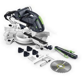 FESTOOL 561729 KAPEX KS 60 E-SET SLIDING COMPOUND MITRE SAW 240V