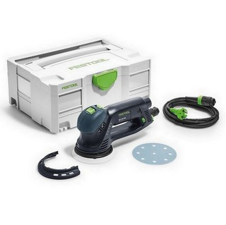 FESTOOL 571784 RO125 FEQ-PLUS GB 125MM ECCENTRIC SANDER 240V SUPPLIED IN T-LOC SYSTAINER CASE