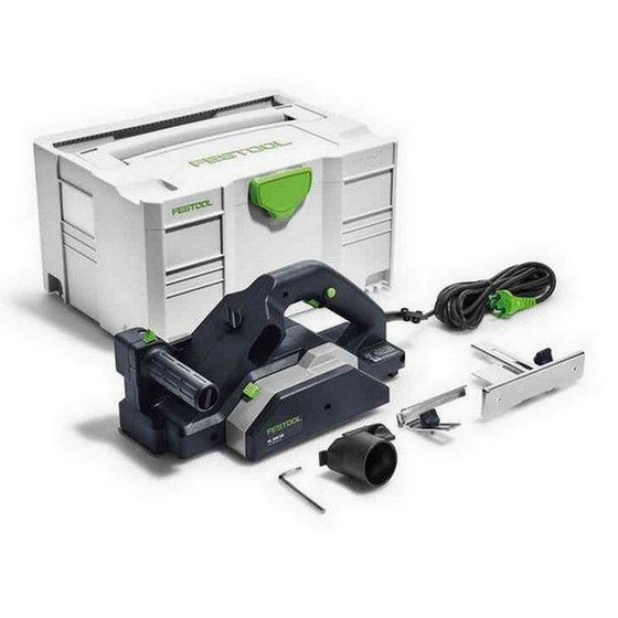 FESTOOL 574552 HL850-PLUS 82MM PLANER 110V SUPPLIED IN T-LOC CASE