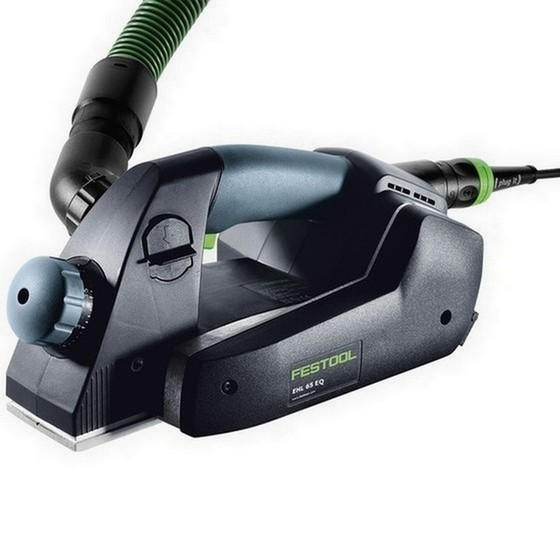 FESTOOL 574560 EHL65EQ-GB ELECTRIC PLANER 65MM 240V SUPPLIED IN T-LOC CASE