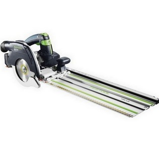 FESTOOL 574681 HK55 EBQ-PLUS-FSK420 CIRCULAR SAW WITH RAIL 240V